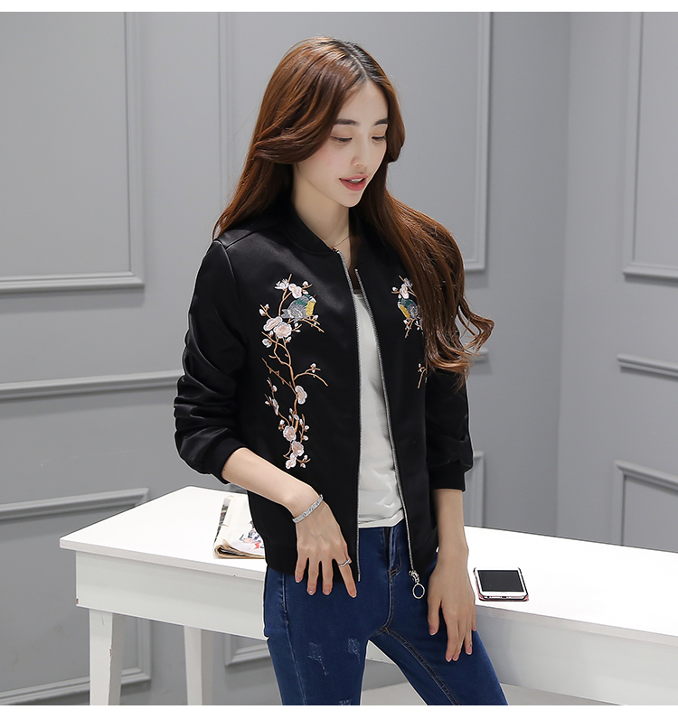 HTB1r3ipQVXXXXX9XpXXq6xXFXXXq - Blossom Floral Rose Embroidered Jacket Fashion Euro
