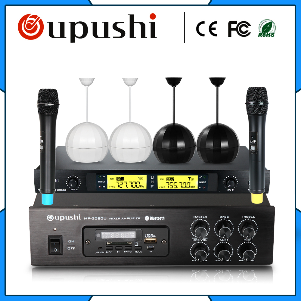 ( a ) suitable for churches; Coffee shop The professional speakers of the convenience store and the hanging round spherical soun managing the store