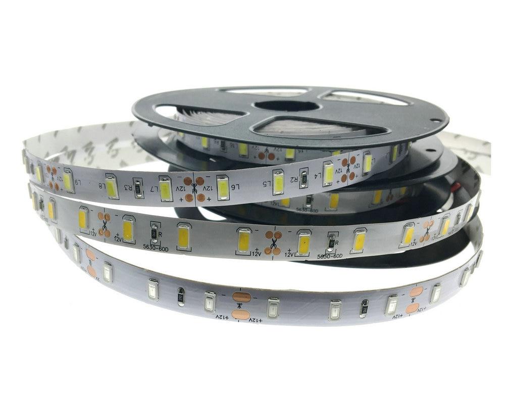 5630 LED Strip 12V Fərqli Dekorasiya İşıqlandırma 300LED Su - LED işıqlandırma - Fotoqrafiya 1