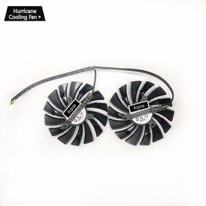 Image 4 - Охлаждающий вентилятор PLD10010S12HH 94 мм 12 В 0,4a 4Pin для видеокарт MSI GTX960 GTX950 R9 380 390X470 480 570 GTX 1060 1070 1080 для игр