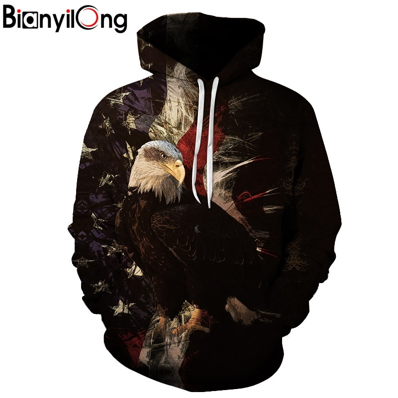BIANYILONG New Fashion Men/Women 3d Hoodies Print Long hair beauty Designed 3d Sweatshirts Unisex Space Galaxy Hooded Hoodies