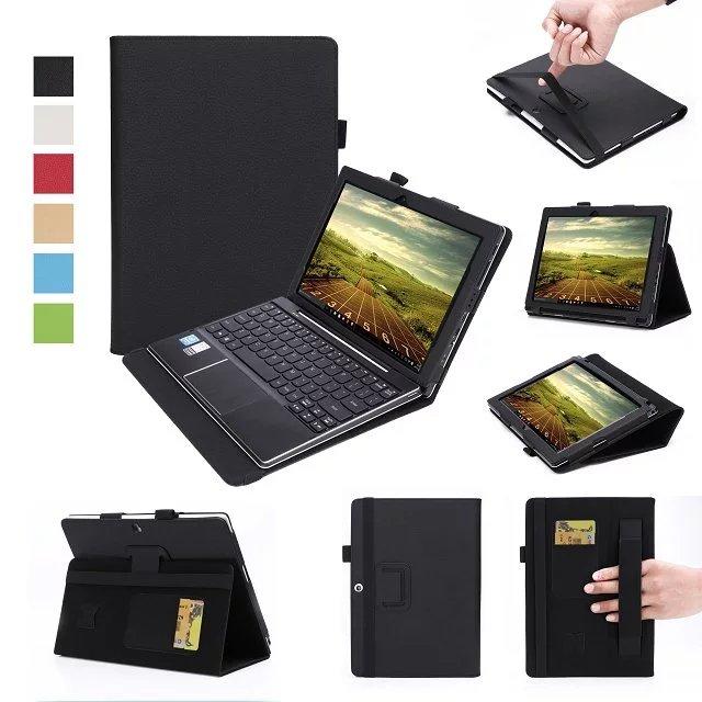 New Fashion PU Leather Cover Tablet Case For Lenovo Ideapad Miix 310-10ICR MIIX310 MIIX 310 10.1