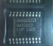 10pcs / lot MAX3222CUP MAX3222CUP + MAX3222 TSSOP20