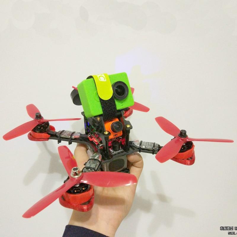 5 TX 210 FPV Racing Drone Quadcopter Emax R2205S 2300KV F4 Flight Control LittleBee BLHeli_S ESC DSHOT SPRING 30A 5051 Props drone with camera rc plane qav 250 carbon frame f3 flight controller emax rs2205 2300kv motor fiber mini quadcopter