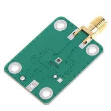 лучшая цена 1-8000MHz AD8318 RF Logarithmic Detector 70dB RSSI Measuring Power Meter Module