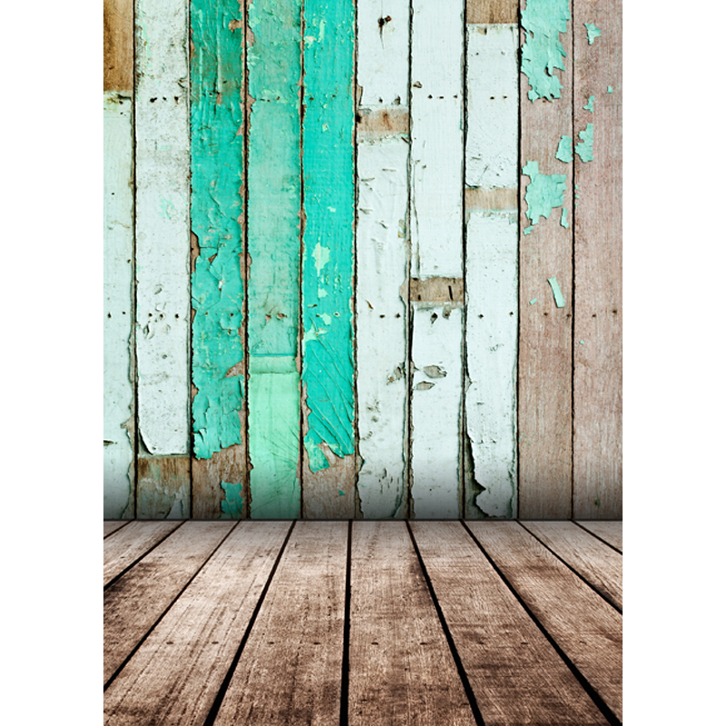 5x8FT Vinyl backdrops Customized computer Printed photography background for photo studio Photo background wood Floor 398 wood floor wheel photo background vinyl studio photography backdrops prop diy