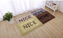 LYN&GY Nice Home Printed Doormat Floor Mat Anti-slip Water Absorption Carpet Kitchen Door Toilet Tapete Rug Porch