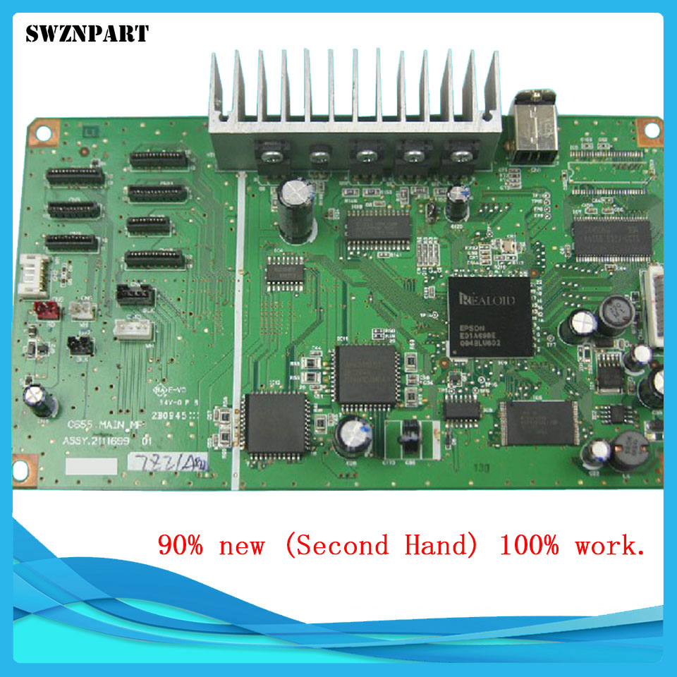 FORMATTER PCA ASSY Formatter Board logic Main Board MainBoard mother board for Epson R1400 1400