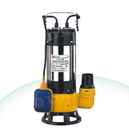 V750F B 0 75kw 1hp Sewage Pump With Float Switch