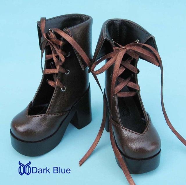 1/3 1/4 Bjd sd cute shoes sd dod luts bjd dz lacing short boots - - sh26