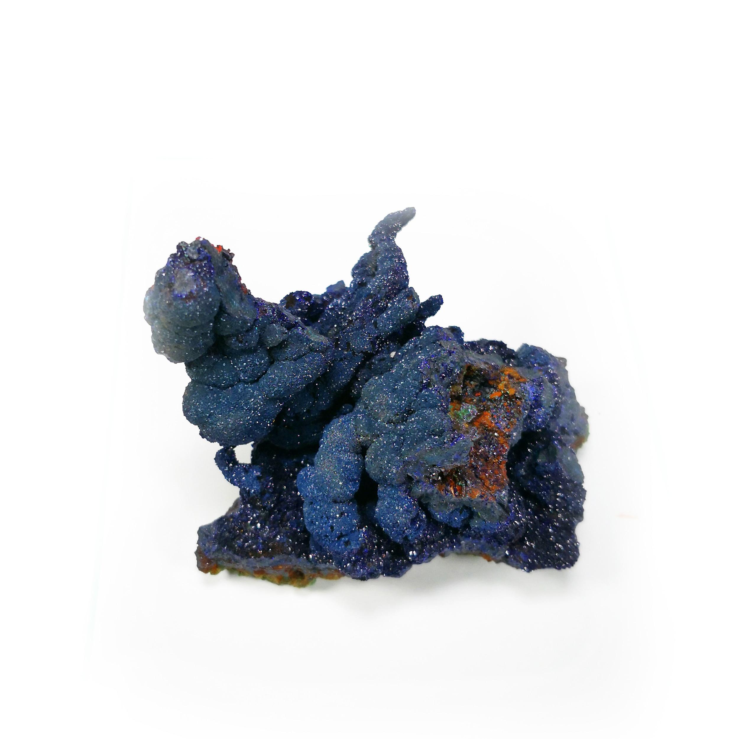149g NATURALE Pietre e Minerali malachite azzurrite minerale esemplari di cristallo C1 45-in Pietre da Casa e giardino su  Gruppo 1