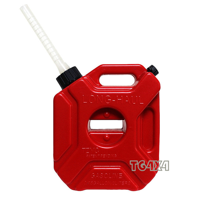 Jerry Can 3L Fuel Tank 0.75 Gallon Plastic Spare Petrol Tanks Jerrycan Cans Gasoline Oil Container Fuel-jugs Motorcycle ATV