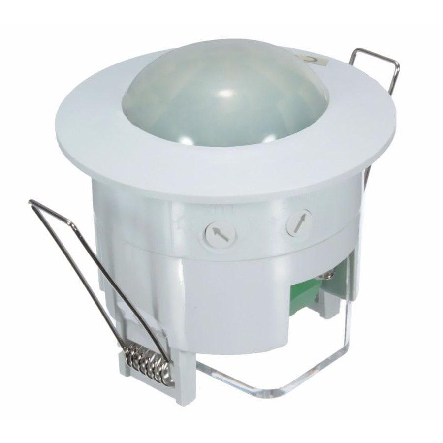 360 degree Recessed PIR Ceiling Occupancy Body Infrared Motion Sensor Sensitive Switch g tek photoelectric switch leveling sensor pmk50t 30a nf infrared sensitive