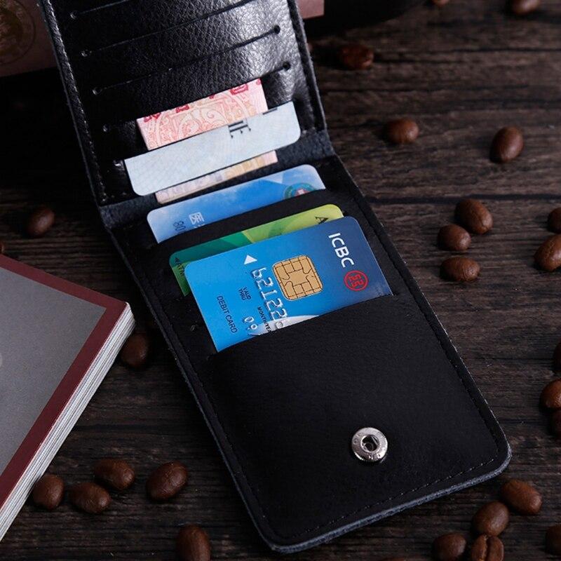 Fashion Travel ID Credit Card Business Cards Wallet Holder Pocket Case Unisex