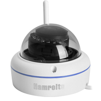 Hamrolte Wifi Camera Yoosee ONVIF IP Camera 2MP/1.3MP/1MP Wired Wireless Night Vision Vandal proof Waterproof Outdoor Camera