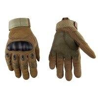 Fashion Men Women Sports Outdoor Full Finger Gloves Motorcycle Gloves Sport Racing Motorbike Motocross Protective Gear