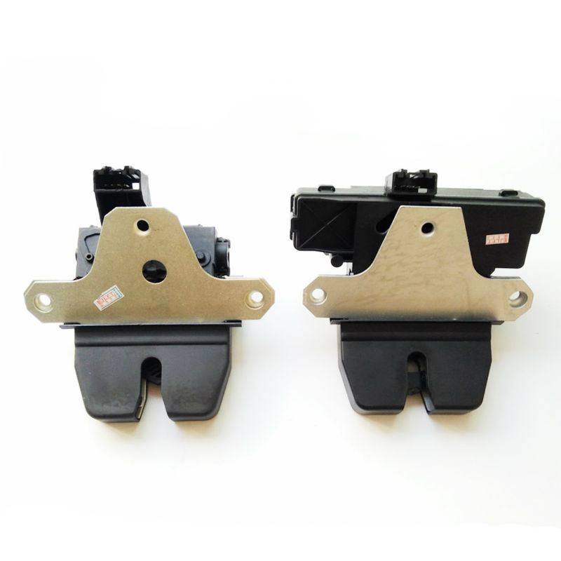 For Ford Focus MK2 MK3 For Mondeo MK4 Car Boot Lock Trunk Lock Realease Switch Rear Trunk Lid Lock Latch 3M51 R442A66 AR for ford mondeo mk4 2007 2014 for mondeo ca2 2007 bonnet hood lock latch catch block 1490198 7s7a 16700 bf