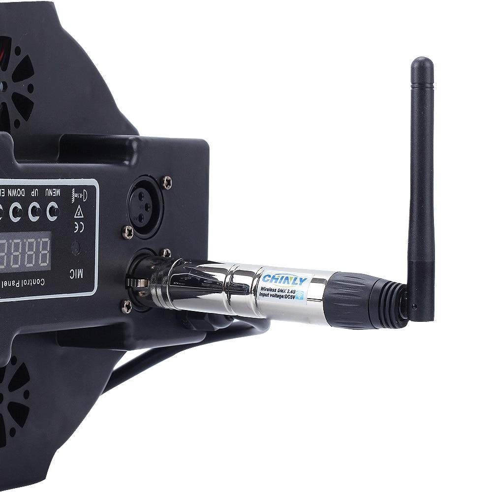 DMX512 անլար ստացողի LED աստիճանի - Լուսավորության պարագաներ - Լուսանկար 5