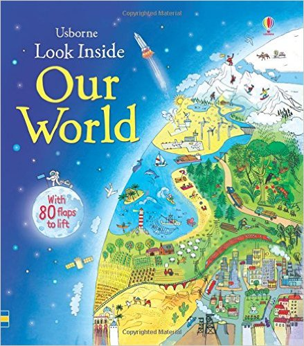 English Children Books Look Inside Our World with 80 Flaps to lift original Baby Educational Picture  Gift for Kids libros 2016 bigbang world our made final in seoul live