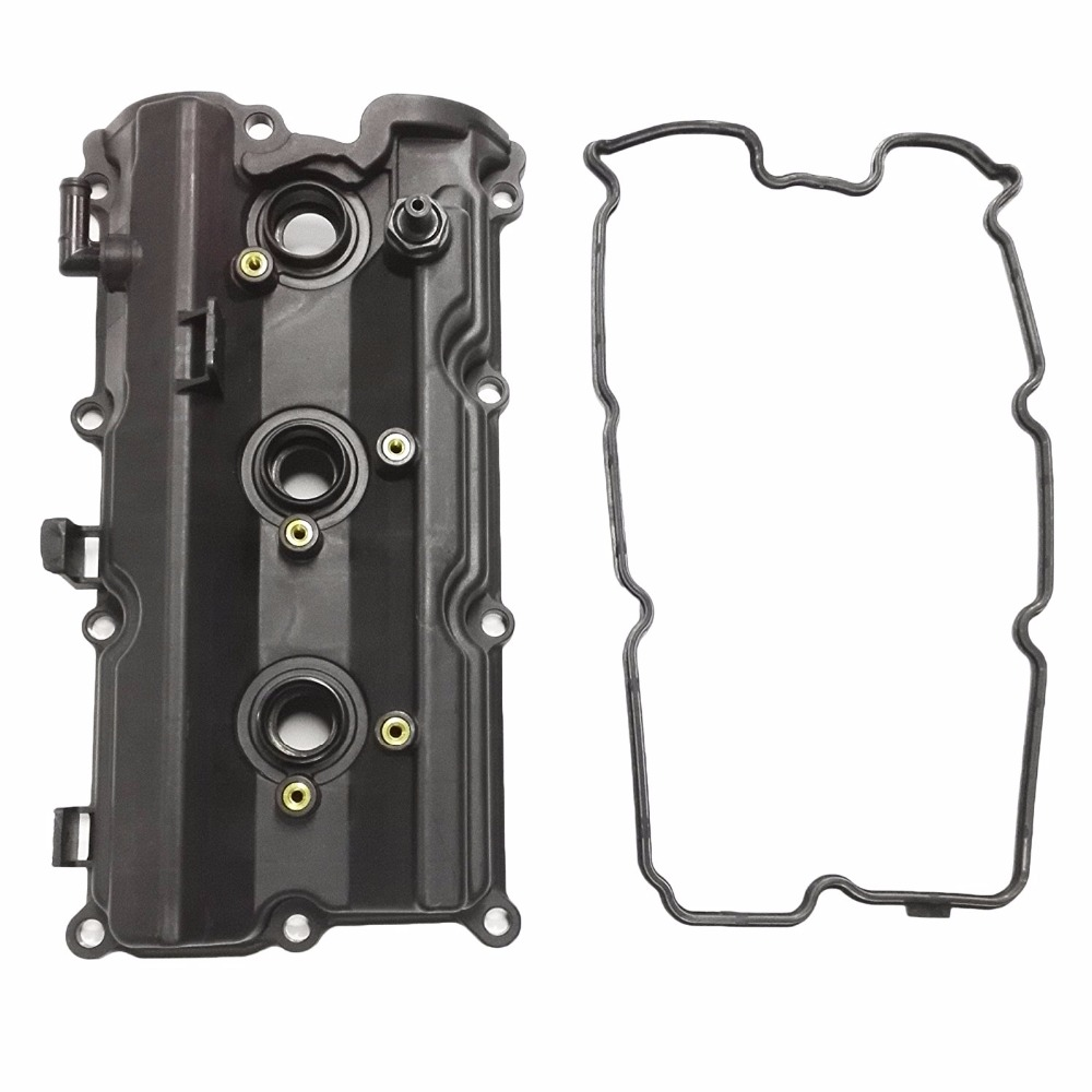 6027789c792 Right Engine Valve Cover w Gasket for 350Z Infiniti G35 M35 FX35 3.5L V6  13264 AM600 13270 8J102-in Valve Covers from Automobiles   Motorcycles on  ...
