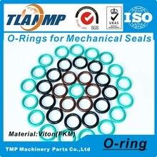 Уплотнительное кольцо для механических уплотнений Применение(Материал: VIT/NBR/EPDM) 40/45/50/55 мм 15,8*3,1 мм уплотнительных кольца не | запасные Запчасти для механического уплотнения