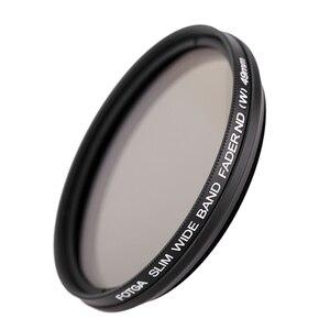 Image 3 - 49mm Slim Fader Variable ND Filter Adjustable Neutral Density ND2 to ND400