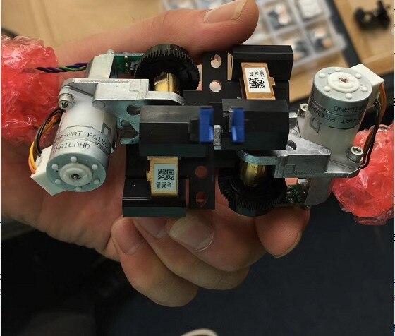 Oryginalny Sumitomo T 71C T 81C urządzenie do łączenia włókien z rowkiem typu V z rdzeniem rama w Urządzenia światłowodowe od Telefony komórkowe i telekomunikacja na AliExpress - 11.11_Double 11Singles' Day 1