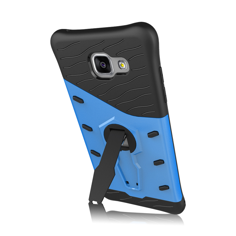 TPU Case for Samsung Galaxy a5 2016 Soft Mobile Back Cover Phone Cases for Samsung A5 2016 Version A510 A510F Case Kickstand
