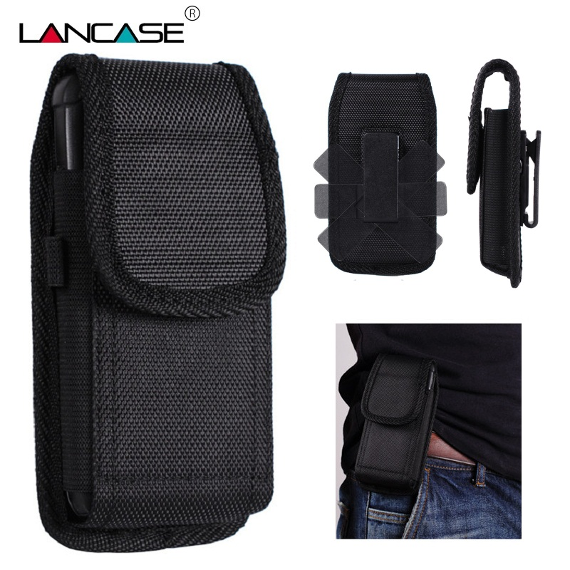 LANCASE Sport Kasus Tas Untuk iPhone 8 7 Ditambah Kasus Menjalankan - Aksesori dan suku cadang ponsel - Foto 5