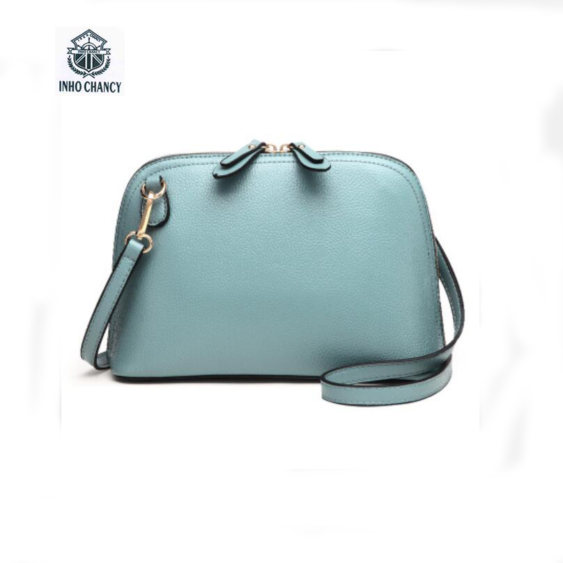 2017 Handbags Designer Michael Explosion Female Package Shell Shape  Fashion Trend Women Messenger Bag Shoulder Bag
