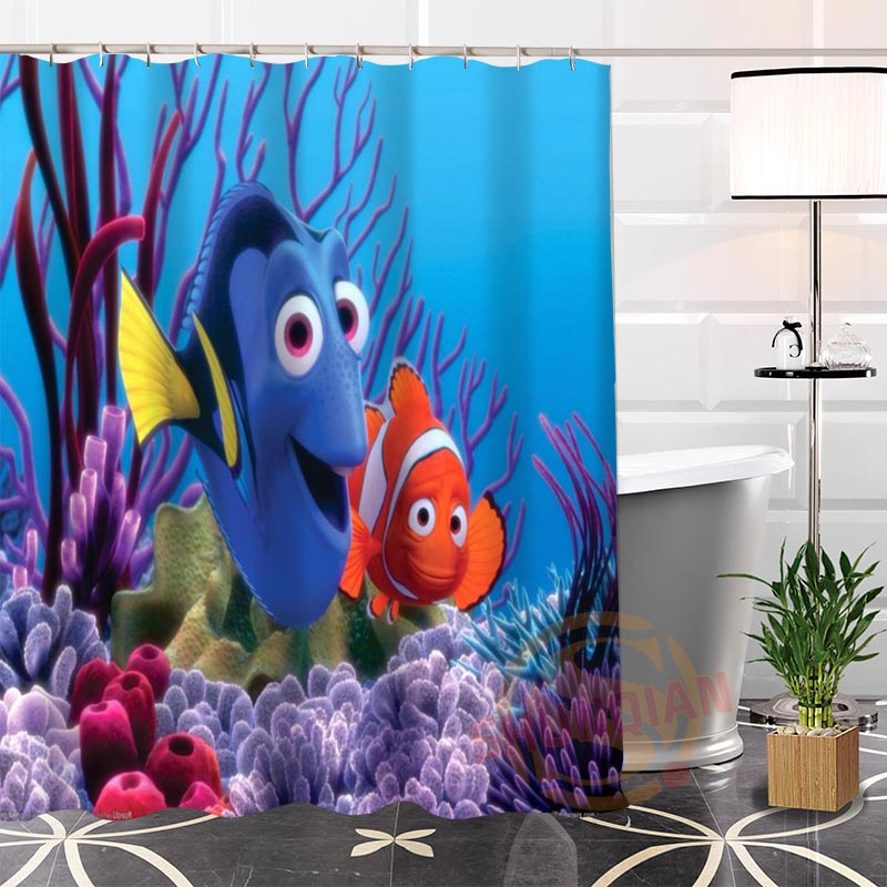 Nemo Bathroom Magnificent Inspiration