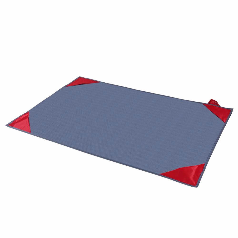 Us 6 7 23 Off Foldable Waterproof Camping Mat Outdoor Mini Beach Picnic Blanket Rug Activities Pocket Size Cloth In From