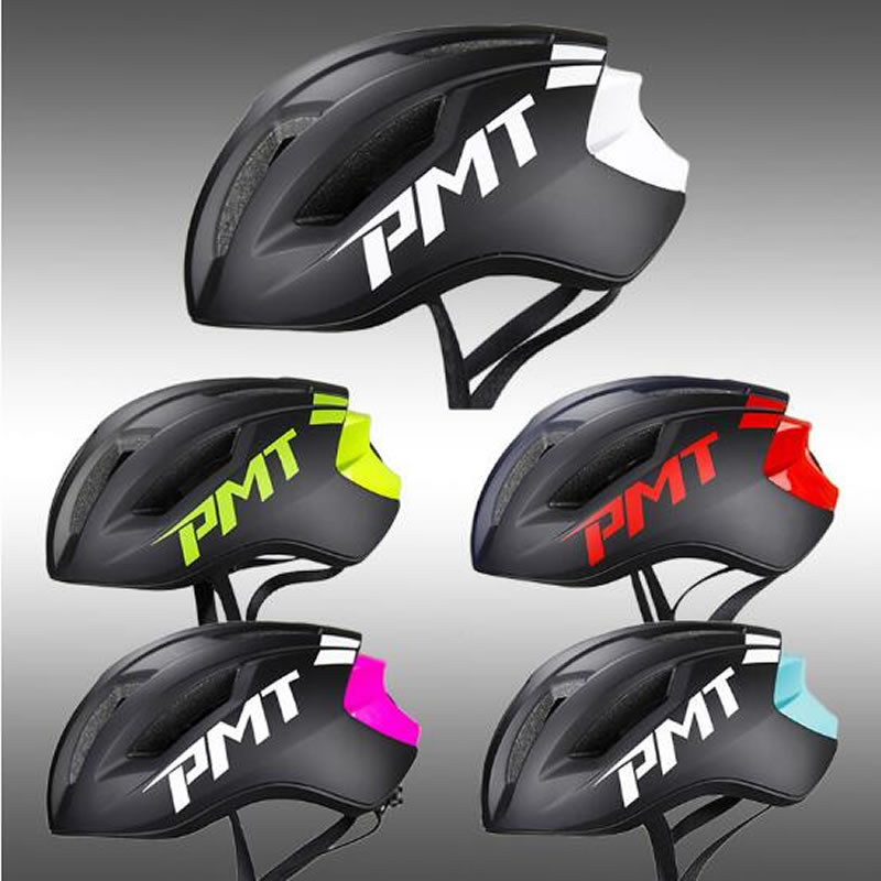 2018 PMT New Bicycle Helmet Integrally molded Cycling Helmet Breathable Road Mountain MTB Bike Helmet