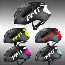 2018 PMT New Bicycle Helmet Integrally-molded Cycling Helmet Breathable Road Mountain MTB Bike Helmet