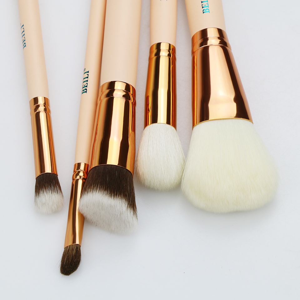 BEILI Rose Golden 5st make-up kwast Set Vol.1 poeder Contour - Make-up - Foto 4