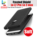Letv leeco le 2 pro caso x620 doukou escudo fosco original para letv Le Max 2 Soft Case TPU X820 Cobertura Completa Série le pro 3