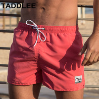 Taddlee Brand Mens Swimwear Swimsuits Active Trunks Man Jogger Boxers Sweatpants Board Beach Shorts Short Bottoms Quick Drying