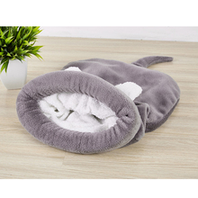 Winter Warm Cat Bed House