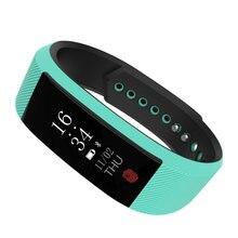 IP67 водонепроницаемый смарт-браслет Pluse монитор умный Браслет Шагомер Smart Браслет сна трекер Smart Watch PK mi Группа Mi band2