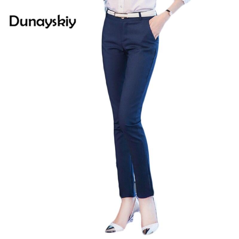 Pantalon pour femme de bureau
