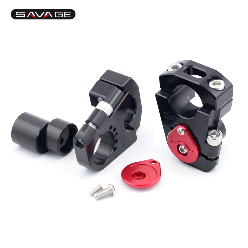 Handlebar Riser Bar Clamp For BMW F800GS ADV 2008 2016 R1200GS Adventure 2004 2012 Motorcycle Accessories