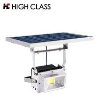 Smart ПИР инфракрасный движения время индукции свет Сенсор Управление 15 Вт IP65 Светодиодный Солнечный свет потока для сада парковка Освещение