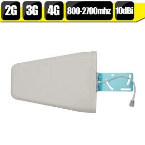 Image 5 - Phiên Bản Mới 2019 2G 3G 4G Băng Tần 70dB GSM LTE WCMDA 900 1800 2100 điện Thoại Di Động Tăng Cường Tín Hiệu Sóng Ăng Ten 13M Dây Cáp
