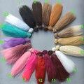 15 СМ кукла волос странный фигурные парики для блит кукла 1/3 1/4 1/6 BJD Тильда diy кукла парики