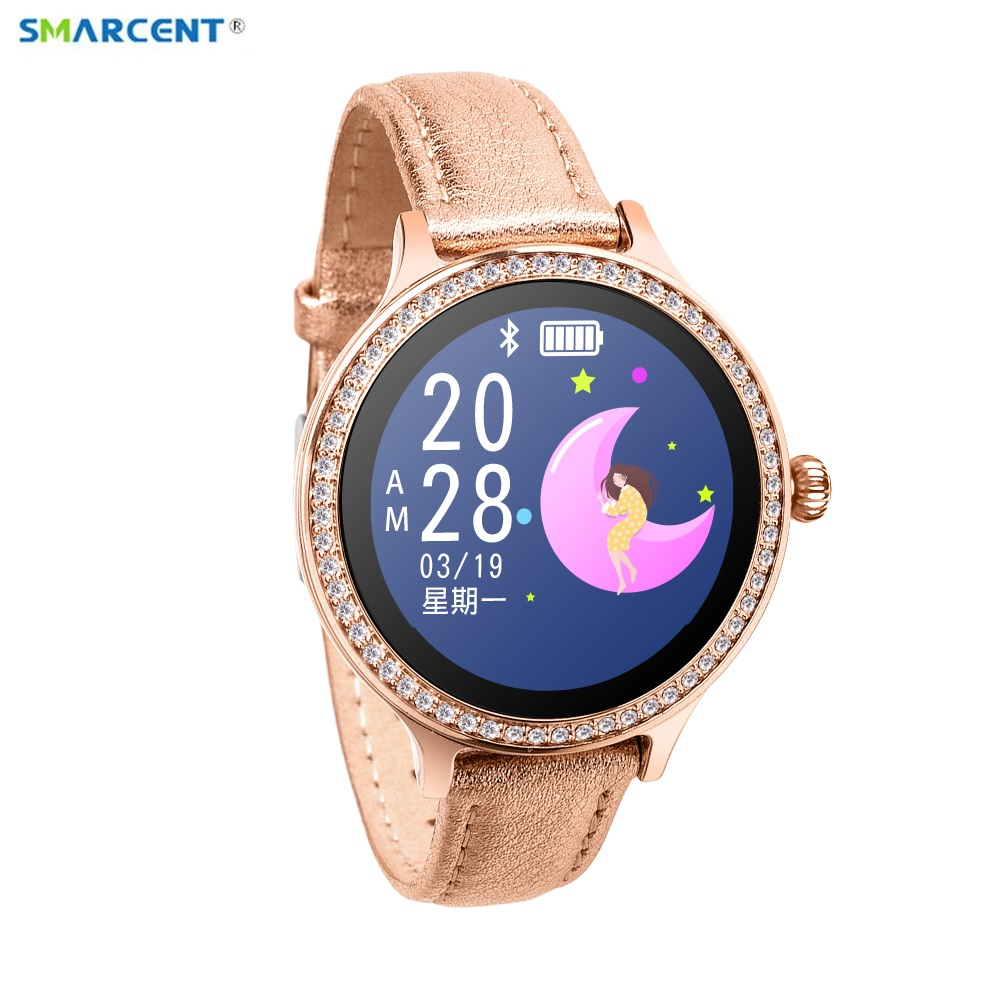 <font><b>M8</b></font> <font><b>Smart</b></font> <font><b>Watch</b></font> Women Lady <font><b>Smart</b></font> Band IP68 Waterproof Heart Rate Monitor Fitness Tracker Fashion Bracelet image