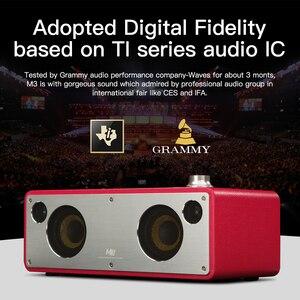 Image 5 - GGMM M3 40W Bluetooth Speaker WiFi Wireless Speaker Heavy Bass HiFi Audio Subwoofer Best Speaker Support Multiroom DLNA Airplay