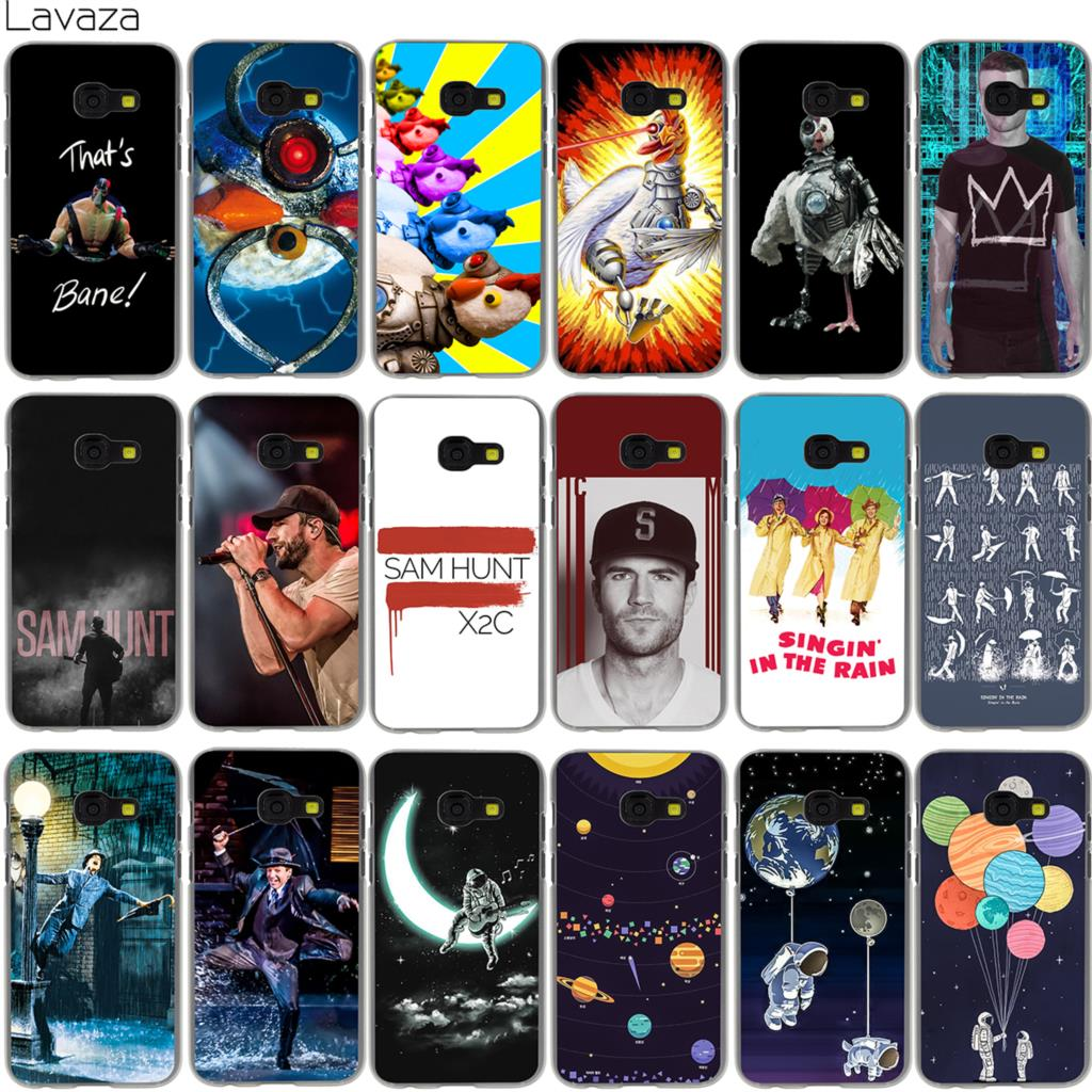 Lavaza Robot Chicken Sam Hunt Singin In The Rain Heart Couples Case for Samsung Galaxy J1 J2 J7 A3 Note 3 5 Grand Prime 2016 ...