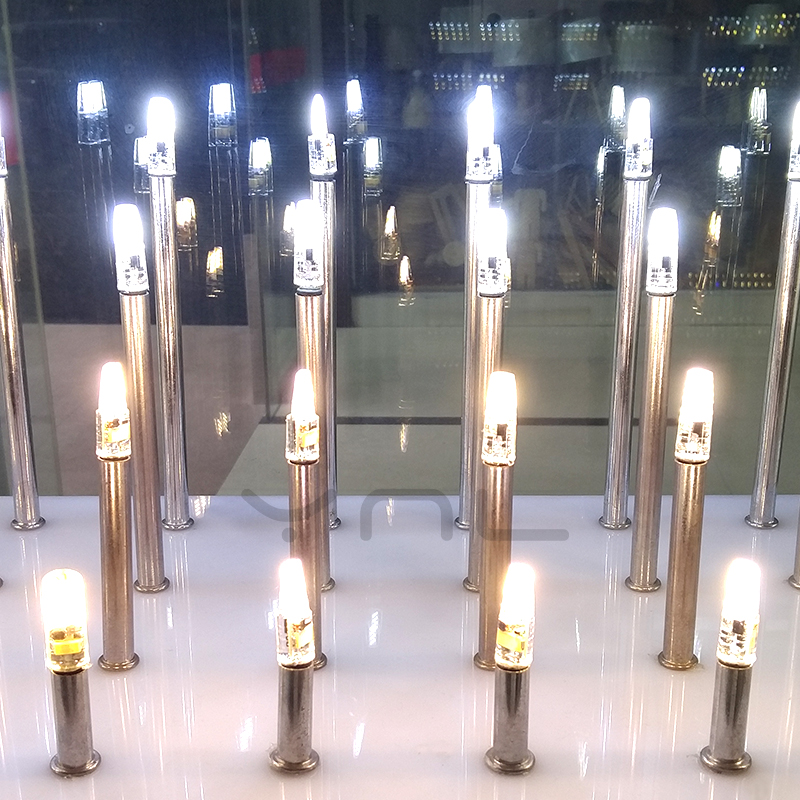 Bombillas LED Bombilla G9 G4 E14 220 V 3 W Lampada G4 lámpara LED 2 W AC DC 12 V luces COB reemplazan la bombilla halógena de 25 W