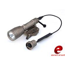 ماجيك النار M620p التكتيكية ضوء مشرق هدم سريع مصباح يدوي إضاءة خارجية مقاومة للمياه عنصر Ex363 BK دي