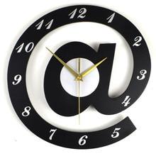 large round wall clocks creative 3d plastic mirror decorative wall clock big art clock novel bedroom
